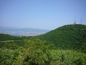 入江山からの眺め.JPG
